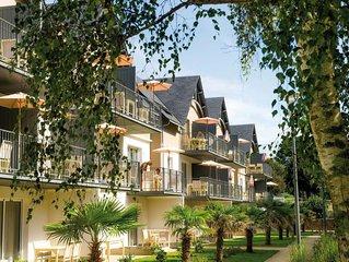 Apartment Les Jardins d'Arvor  in Benodet, Finistere - 2 persons, 1 bedroom