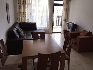 Beautiful one bedroom apartment with large spacious balcony