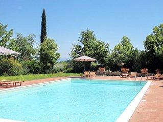Ferienwohnung Fattoria di Fugnano (SGI174) in San Gimignano - 3 Personen, 1 Schl