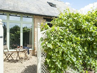 A beautiful two bedroom country cottage in the heart of the Cotswolds