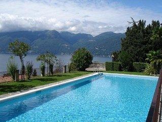 Cordelia 6 bilocale con vista lago a Luino