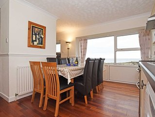 Location, Location, Location!!  Stunning Sea Views from first floor living Accom