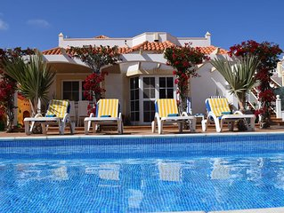 Luxury Detached Villa Rochelle with Heated Pool on 5*Championship Golf Resort