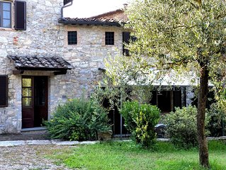 Lecchi Home a gem in Chianti shine
