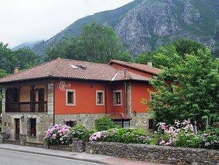 Casa rural (alquiler integro) El Quintanal para 4 personas