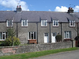 A delightful cottage near to Bamburgh and the coast, perfect for family holidays
