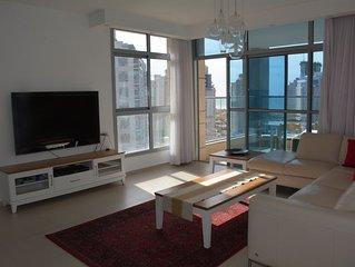Netanya, IR YAMIM, Appartement neuf,  5 chambres dans un immeuble luxueux