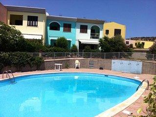 Splendida casa con piscina in Via leopardi
