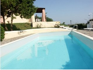 VILLA ASTRO - Country Paradise con giardino e piscina privata 5/7 pl