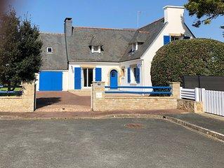 Maison a 300 m de la Plage de Lodonnec