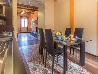loft moderno nel centro storico di Siena con wifi, TV