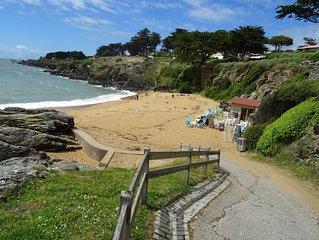 Maison familiale proche plages et commerces