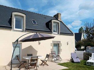 Ferienhaus Ty Croisic  in Penmarch, Finistere - 4 Personen, 2 Schlafzimmer