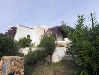 Villa a Porto Rafael, semplice, spaziosa e comoda