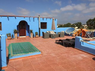Tranquil adventure house in authentic rural morocco