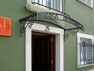 Apartamento Fuego 1 habitacion (2-4 personas)en Tapia - Asturias a 150m PLAYA