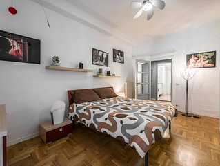 Entire Beautiful Apartment in Rome next Metro B Basilica di San Paolo
