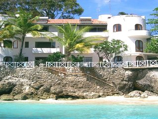Spectacular ocean front property, private beach access -  Apartment 1