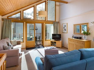 Skiddaw Lodge (B) - Two Bedroom House, Sleeps 4