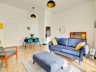 2 Warwick House - One Bedroom Apartment, Sleeps 2