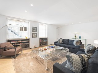 LUXURIOUS CONTEMPORARY VERY SPACIOUS 1 BEDROOM  APARTMENT-  KNIGHTSBRIDGE