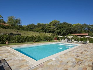 Cosy apartment in villa for 3 guests with WIFI, pool, TV and parking