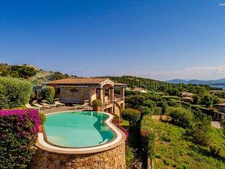 Villa Camelie: vista mozzafiato