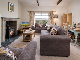 Wagtail Cottage (Thornton Farm Cottages - Berwick-upon-Tweed, Northumberland)