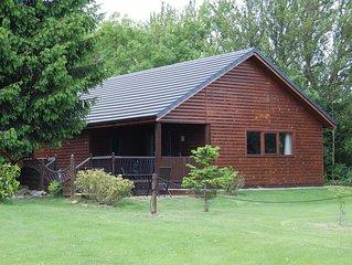 Fir Tree Lodge -  Pondfauld Holidays
