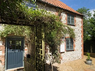 A beautifully renovated cottage offering luxurious accommodation for six people.