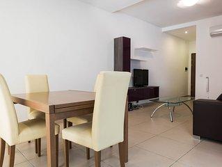 Sliema One Bedroom Apartment - Prime Location
