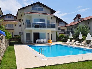 Emerald Villa in OvacIk. Private Swimming  Pool