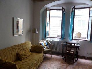 Appartamento Cuore di Siena, a un minuto da Piazza del Campo, in centro storico.