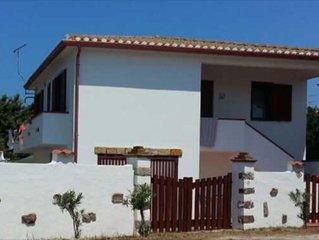 Maison familiale dans le sud de la Sardaigne a bon prix