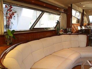 'La Cala old harbour' VIP'S CABIN
