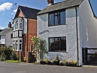 Luxury cottage edge of Lyndhurst-fabulous views!£200 of Oct 1/2 term! Winter let