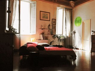 Residenza d'epoca situata nel cuore di Siena
