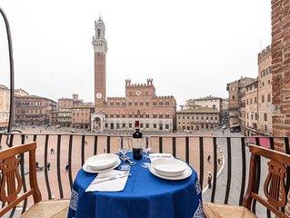 Palio di Siena Apartment