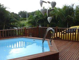 Localisation idéal! Villa neuve juste à coté des plages et commerces