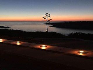 Villetta con giardino con splendida vista sul mare! IUN P7167