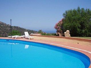 Grazioso Bilocale in villa con piscina  - Porto Cervo