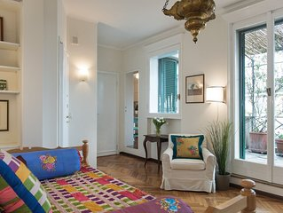 Enchanting flat x 3 with terrace _ Duomo & Fashion Design District