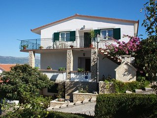 Apartment in Mastrinka, Island Ciovo, Croatia