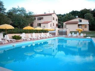 Villa indipendente in Splendido Agriturismo a 20 Km da Pisa - La Carraia