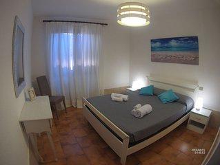 Spazioso appartamento vicino alla spiaggia