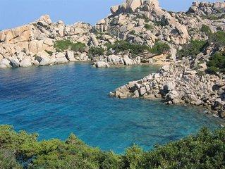 Isola di La Maddalena, Piccola, funzionale, giovane economica romantica vacanza