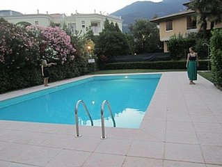 Beautiful Apartment in New Residential Park 50mt. from the lake