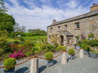 Luxurious, High Quality, 'Green' Farmhouse (Lake District & Dales National Parks