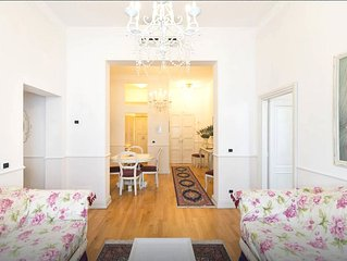 Stylish flat, Pistoia centre(b/w Firenze&pisa) to taste the real tuscan life!