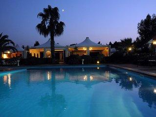 Exclusive Ionian Sea private villa